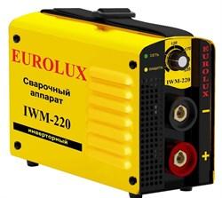 Сварочный аппарат IWM220 Eurolux  - фото 10498