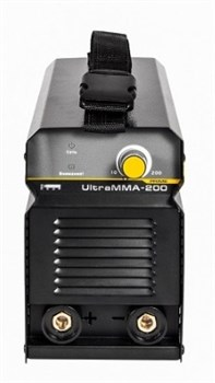 Сварочный инвертор Кедр Ultra MMA-200 в кейсе - фото 13898