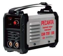 Сварочный инвертор Ресанта САИ-220T LUX - фото 13983