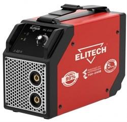 Сварочный инвертор Elitech ИС 200 - фото 6187