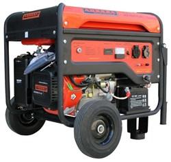 Бензиновый генератор Aurora AGE 8500 D PLUS - фото 9771