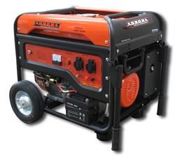 Бензиновый генератор Aurora AGE 7500 D - фото 9775