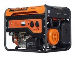 Бензиновый генератор Aurora AGE 6500 D - фото 9777