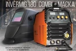 Сварочный полуавтомат FoxWeld Invermig 180 + маска