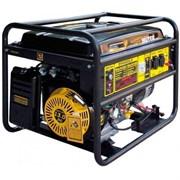 Генератор Huter DY6500LX (электростарт)