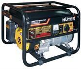 Генератор бензиновый Huter DY3000LX 2.5 кВт