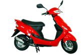 Скутер ЗиД-LIFAN LF50QT-2A